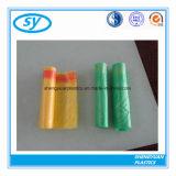 Sac de cordon supplémentaire coloré en plastique