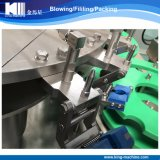 Embotelladora plástica de la máquina de rellenar del agua de botella
