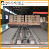 Высокая технически автоматическая конструкция печи тоннеля кирпича глины завода кирпича