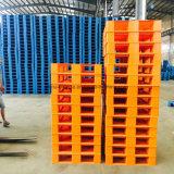 Transferência especial da cerveja da cor alaranjada/pálete plástica material pesada/Stackable/HDPE/PP