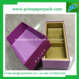 Коробка подарка конфеты и печенья роскошная бумажная