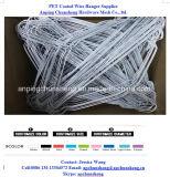 Grand cintre de fil de fer de courroie de spaghetti des femmes
