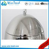 Urne de thé manuelle portative commerciale d'acier inoxydable de restaurant d'hôtel avec la base de stand