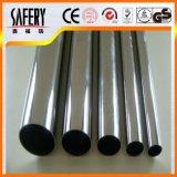 Pipe facile à couper d'acier inoxydable de solides solubles 316