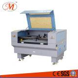 Cortador do laser do baixo preço para a correção de programa de borracha (JM-960H-CCD)