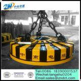 Neues runde Form-anhebendes Elektromagnet für Stahlschrott der Serie MW5