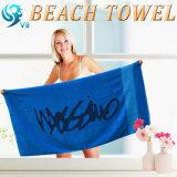カートンパターンベロアによって印刷されるビーチタオル