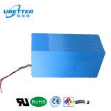 Pack batterie d'ion de lithium d'OEM 48V 30ah pour l'E-Scooter, E-Vélo, E-Moto