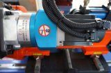 Dw50cncx3a-1s para el doblador de acero del tubo del coche completamente automático de los muebles del metal