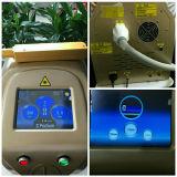 laser portable del picosegundo 1kw para la máquina de la belleza del retiro de la pigmentación