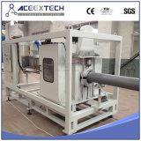 Extrudeuse jumelle conique pour la fabrication de pipe de PVC