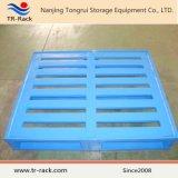Kundenspezifische Lager-Speicher-stapelbares Metallhochleistungsstahlladeplatte