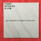 Buone mattonelle di pavimento di marmo opache rustiche di disegno 60X60 di vendita calda
