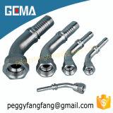 Accessorio per tubi idraulico dell'accoppiamento del gomito degli accoppiamenti di tubo flessibile del filetto femminile di Jic 26741