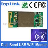 Hoge snelheid 600Mbps 1T1R Mtk Mt7610u USB van Toplink 11AC bedde de Draadloze Module van het Netwerk in