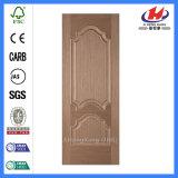 Кожа двери прессформы Veneer MDF материала HDF Buliding деревянная (JHK-M02)