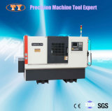 高速精密水平CNCの機械化の旋盤機械