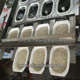 Máquina automática de selagem de enchimento de caixa de arroz