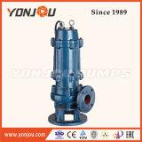 Pompe à eau submersible, pompe à eau d'égout intégrée verticale, pompe de drague