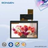 Яркость 550CD/M2 TFT LCD экрана LCD 4.3 дюймов