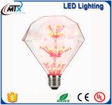 装飾的なライトLED candelabraの球根LEDの蝋燭の球根の販売のための星明かりの空夜電球の熱い販売