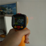 Termômetro infravermelho colorido Pm6530c do laser do LCD