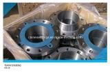 Forjado Weld / Welding Neck (WN) Tubo Flanges de aço carbono