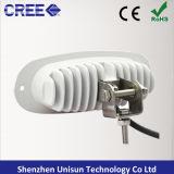 luz marina del CREE LED de 12V 6inch 12W y luz del barco