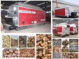 La biomasse de Yuanda de henné a allumé la chaudière à vapeur, chaudière à vapeur allumée par cosse de riz