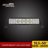 新しい10Wクリー族LEDのライトバー76W 4X4 LEDのドライビング・ライト棒