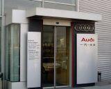 자동적인 유리 미닫이 문 통신수, 문 오프너 Audi 상점 프로젝트 (Lt ES)