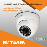 Hoher Resolution Cheap CCTV Indoor Dome HD-Ahd Hrbird Camera mit Cvi Ahd Tvi Analog Modes 1080P Dome Waterproof Camera