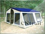 De Tent van de Aanhangwagen van de kampeerauto