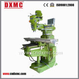 Fresadora de la torreta vertical universal de China - 5s /5V con el estándar del CE para la venta