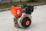 Inyección directa refrescada aire vertical del motor diesel