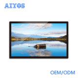 16: 9 HD 17インチ人間の特徴をもつ広告スクリーンのWiFiのタッチ画面のアンドロイドのタブレット