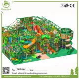 Оборудование спортивной площадки парка атракционов популярное пластичное крытое для сбывания
