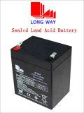12V4ah de onderhoud-Vrije Zure Batterij van het Lood van het Speelgoed UPS