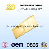 高いマンガン鋼鉄鍛造材のOEMの鉱山機械の鋳造の部品