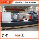 큰 스핀들 구멍 정밀도 수평한 CNC 도는 금속 선반 기계 가격