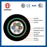 Cable óptico acorazado de fibra de 156 bases hecho en China G Y F T A53