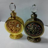 12ml Glass Metal Esstential Oil Perfume Bottle