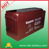 Hoge Performance 12V AGM van UPS & van Solar Deep Cycle Gel Battery Accu