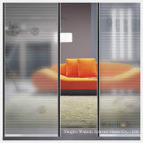 12mm Frosted/Clear Glass Wall/Partition/Glass Door