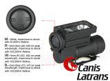 Capacete tático de lâmpada de lanterna / acessórios capacete luz