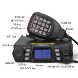 Mobiles Doppelbandautoradio 200channels 75W des Radio-Lt-598UV