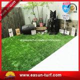 Het beste Synthetische Kunstmatige Gras van het Gazon voor het Modelleren Gebied