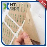 cinta adhesiva de doble cara del animal doméstico transparente fuerte 300lse de los 3m