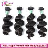 Волна оптовых естественных волос Remy девственницы людских малайзийская свободная