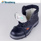 Nonslip 37-43 крупноразмерных людей изолируя кожаный хорошие ботинки безопасности работы